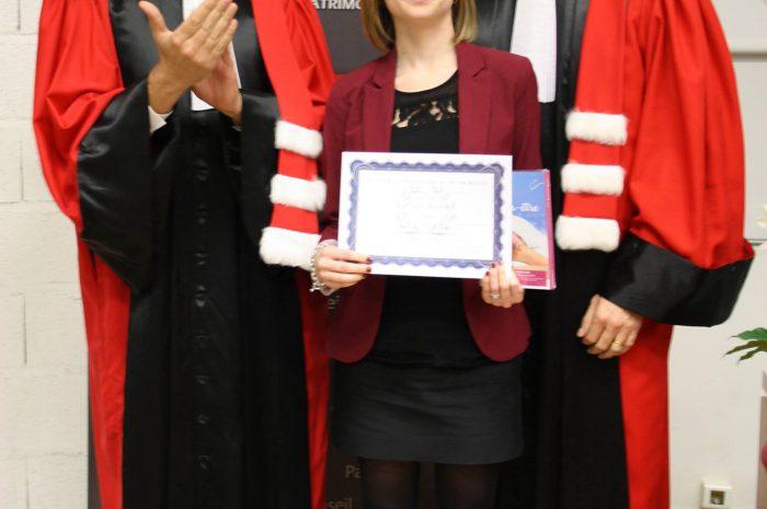 Pauline PLATERRIER, Diplômée - Promotion 2015-2016