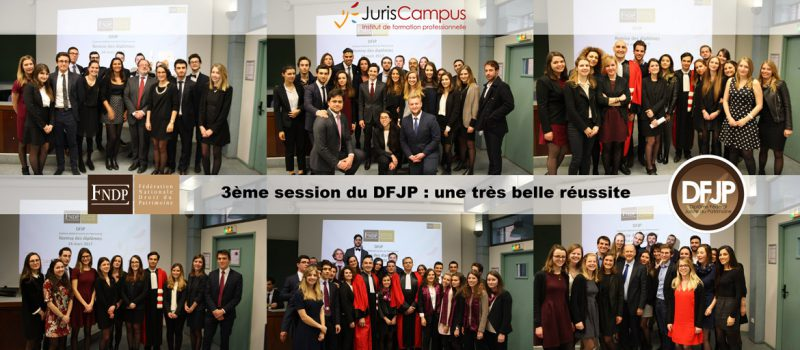Bannière Du DFJP 2017