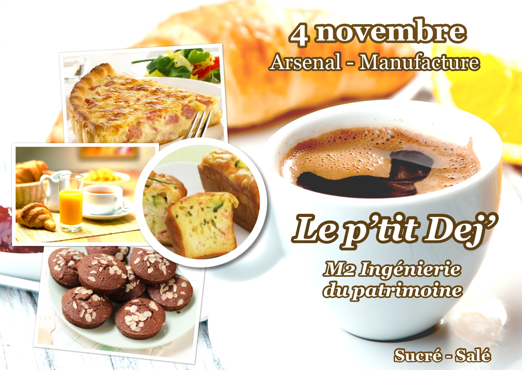 Petit déjeuner du 4 Novembre 2015