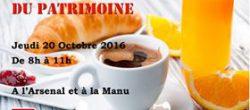 Affiche Petit Déjeuner Octobre 2016