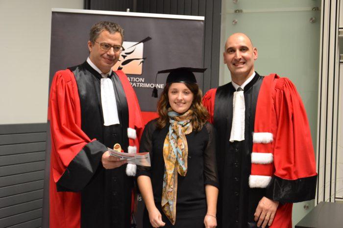 Amélie Durand, Diplômée - Promotion 2014/2015