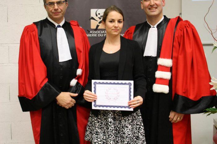 Anaïs Baleynaud Diplômée - Promotion 2015/2016