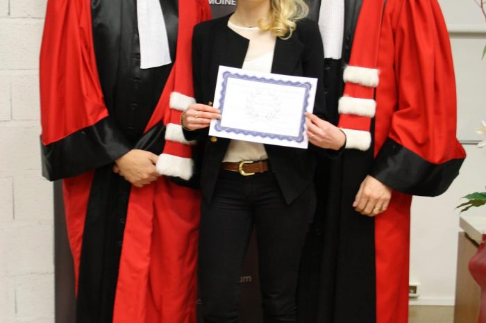 Audray Viesner, Diplômée - Promotion 2015/2016