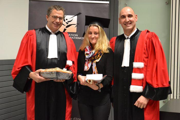 Flavienne Boissard, Diplômée - Promotion 2014/2015