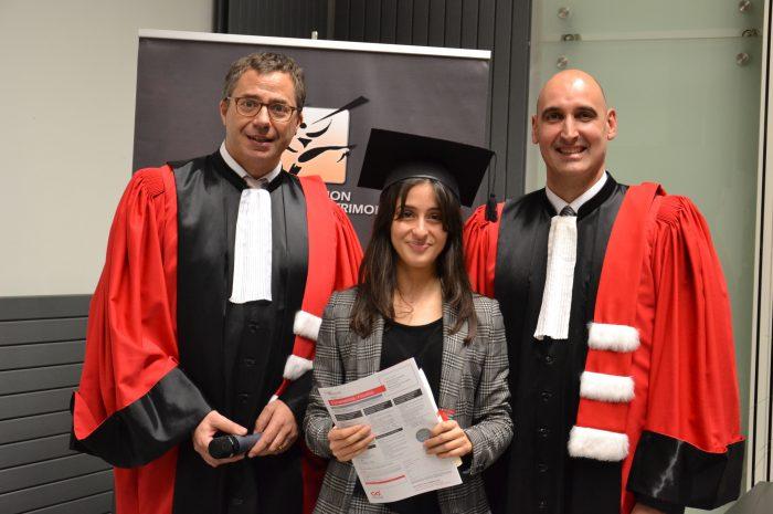 Marie Girardon, Diplômée - Promotion 2014/2015