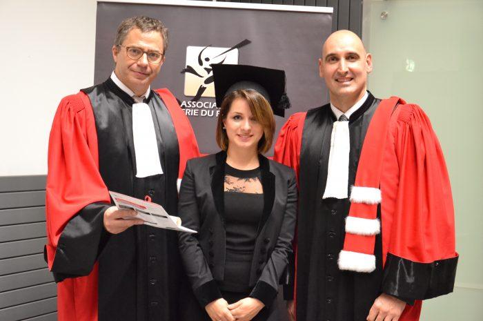 Marion Ripoutot - Cassan, Diplômée - Promotion 2014/2015
