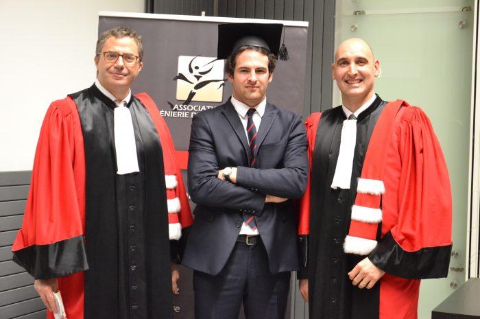 Mathieu Razet, Diplômé - Promotion 2014/2015