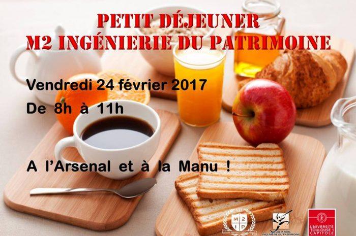 Petit-déjeuner Février 2017