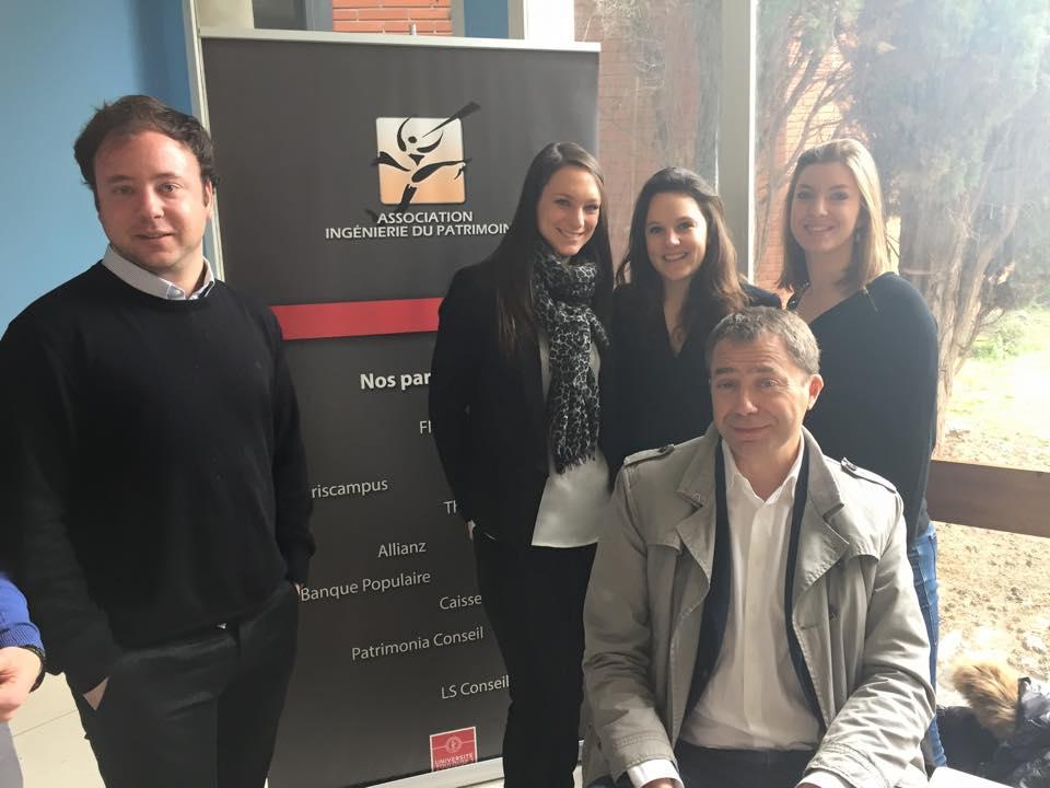 Salon des Masters 2 à l'université Toulouse 1 Capitole 2015