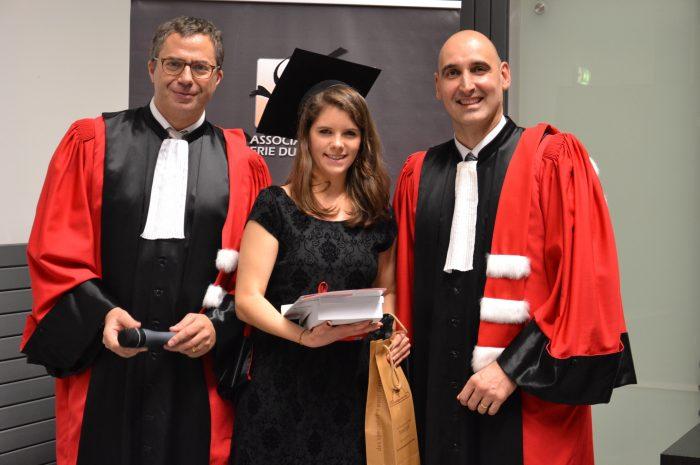 Solène Pascal, Diplômée - Promotion 2014/2015