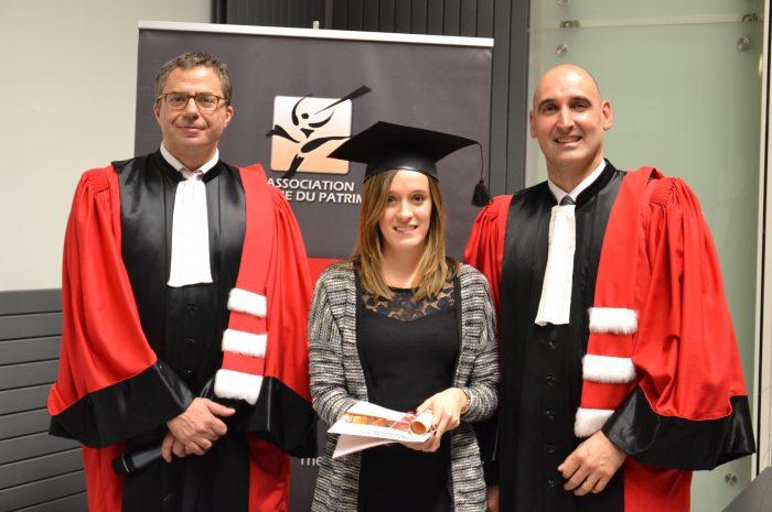 Stéphanie Graissaguel, Diplômée - Promotion 2014/2015