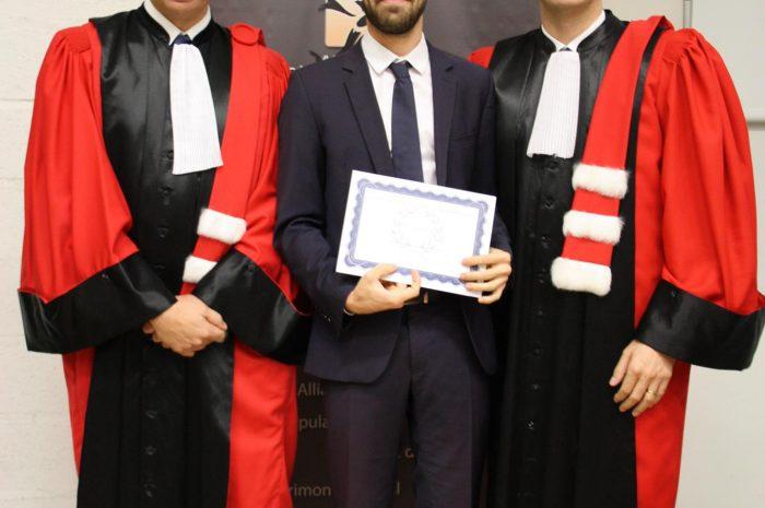 Vincent Eyheracaigne, Diplômé - Promotion 2015/2016