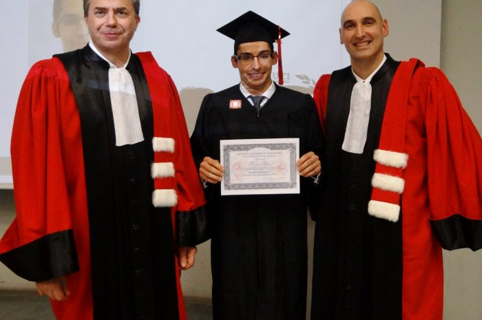 Maxime Boher Cérémonie De Remise Des Diplomes 2017