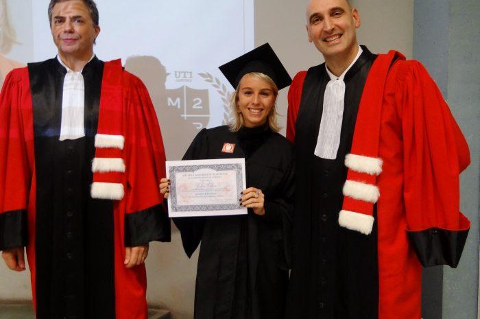 Justine Cahors Cérémonie De Remise Des Diplomes 2017