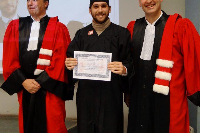 Léopold Dorval Cérémonie De Remise Des Diplomes 2017
