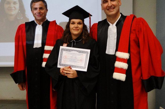 Marie Douls Cérémonie De Remise Des Diplomes 2017
