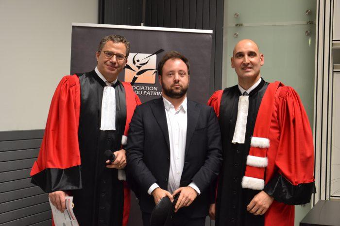Bertrand Chesnelong, Diplômé - Promotion 2014/2015