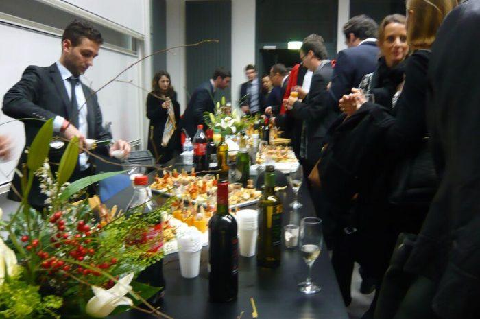 Buffet Après La Remise De Diplôme - Promotion 2104/2015