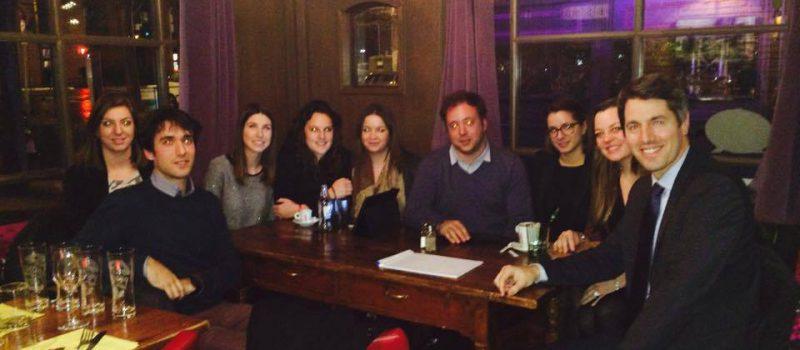 Groupe Communauté 2015 Et Maître Taveneau