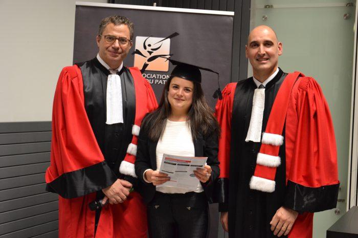 Marion Pescarou, Diplômée - Promotion 2014/2015