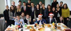 Repas De Noël 2016