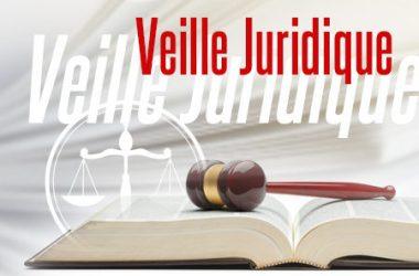 La Veille Juridique Du 26 Novembre 2018