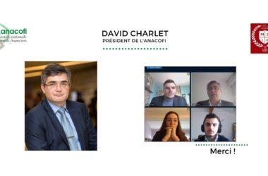 Retour D'expérience Avec M. David Charlet, Président De L'Anacofi