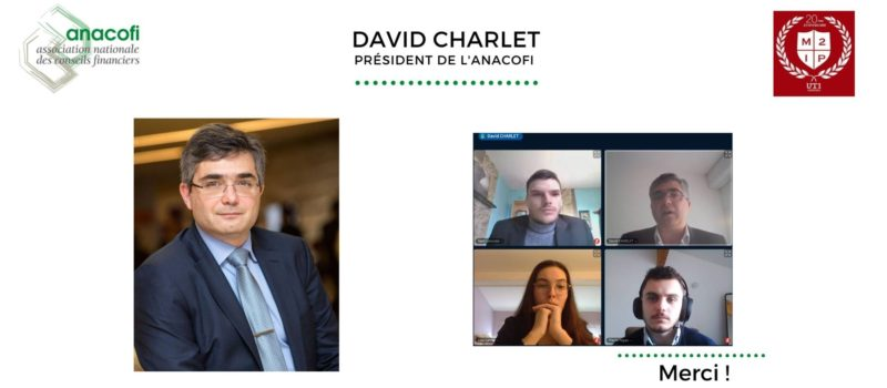 Intervention M. Charlet Président Anacofi