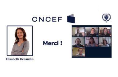 Retour D'expérience Avec Madame Decaudin, Déléguée Générale De La CNCEF